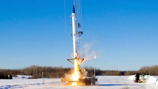 biofuel rocket