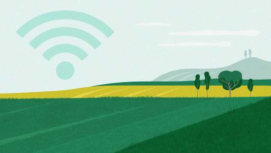 broadband internet in rural america