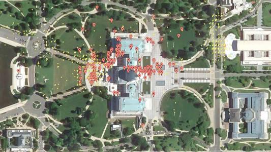 Capitol Hill Riot Videos
