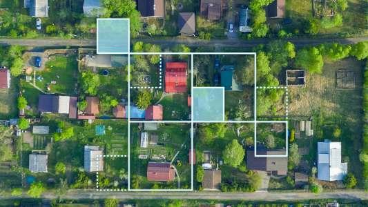 city grids