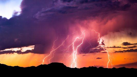 control lightning
