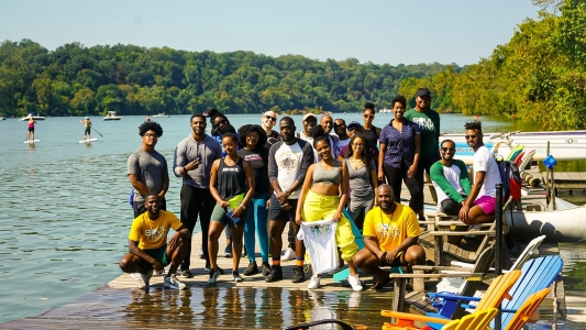 diversity in the outdoors