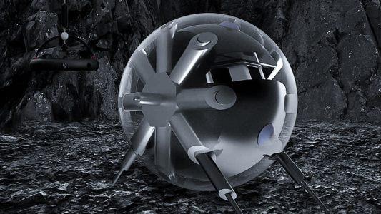 spherical robot Daedalus