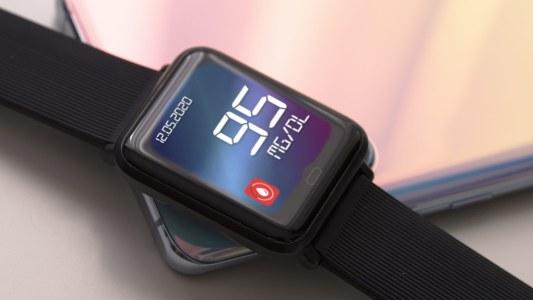 wearable glucose monitor