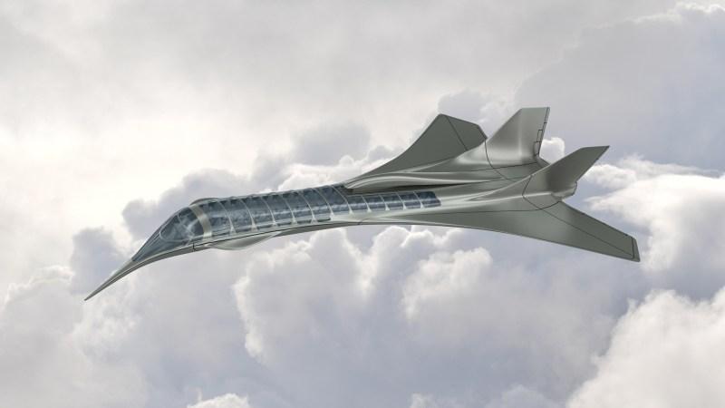 hypersonic flight