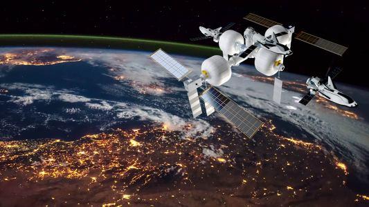 inflatable space habitat