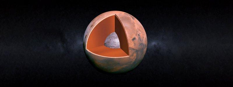 mars core