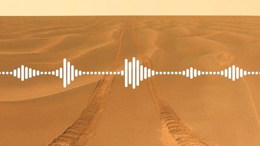microphones on the mars rover
