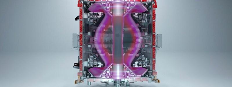 nuclear fusion machine