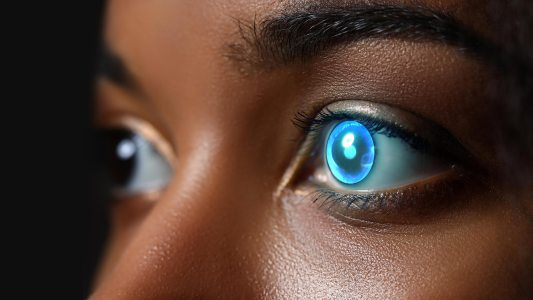 augmented reality contact lenses