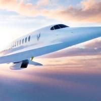 supersonic jet