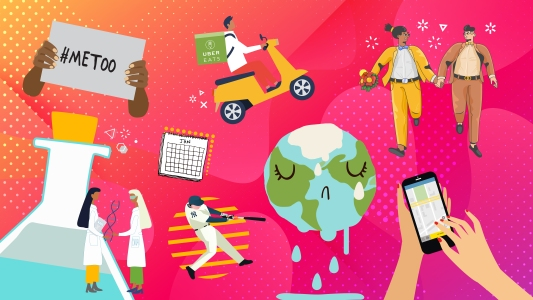 how the 2010s Changed the World