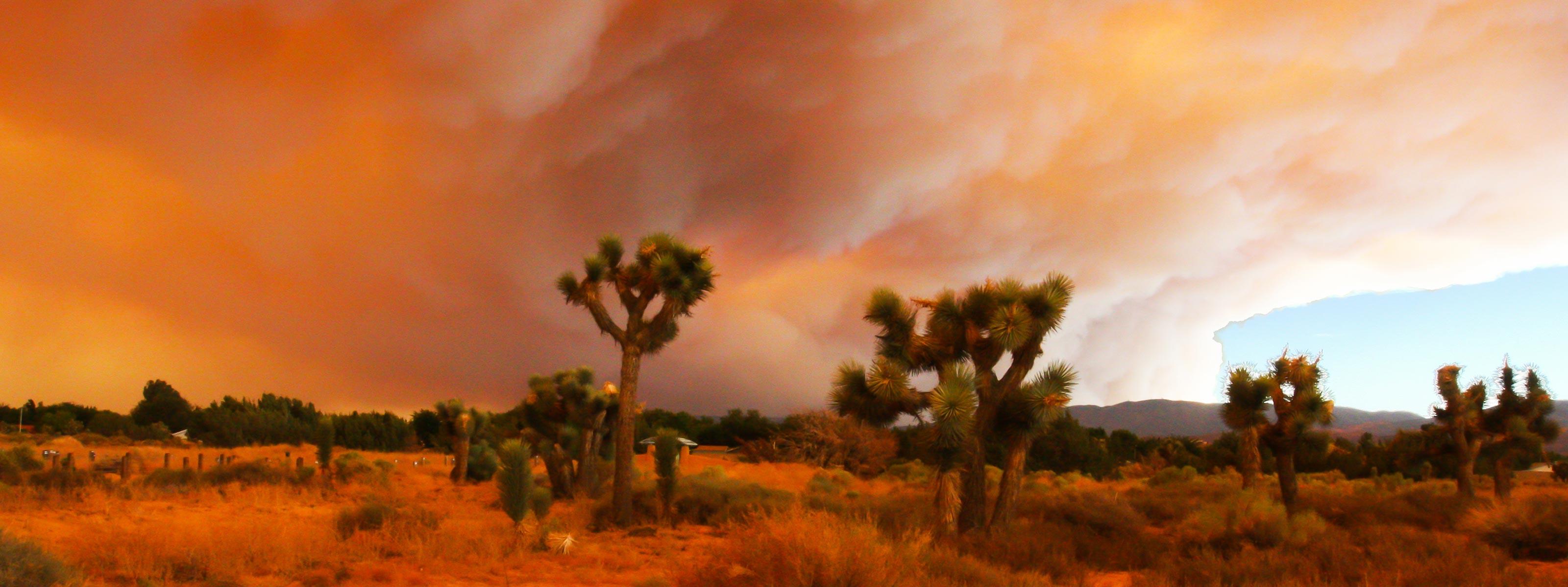 Firefighting satellites help track wildfires in California
