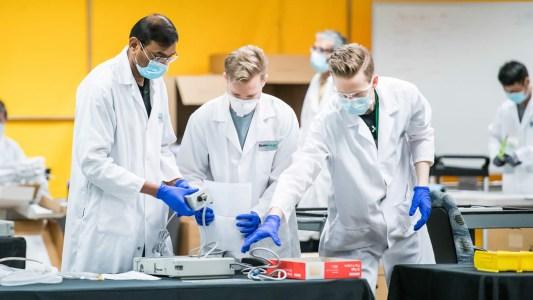 Ventilators for Coronavirus Patients