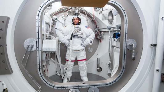 astronaut competition