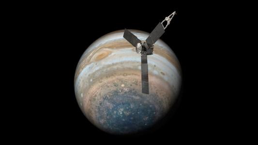 Ganymede photos
