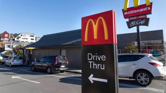 mcdonalds ai drive thru attendants