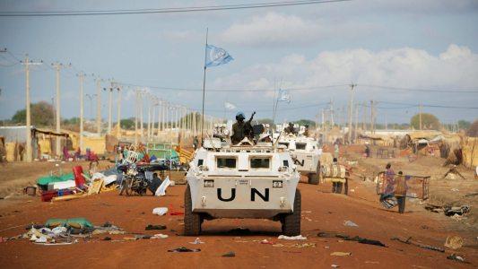 ai tool for peacekeeping