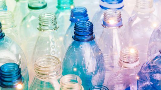 plastic waste into vanillin