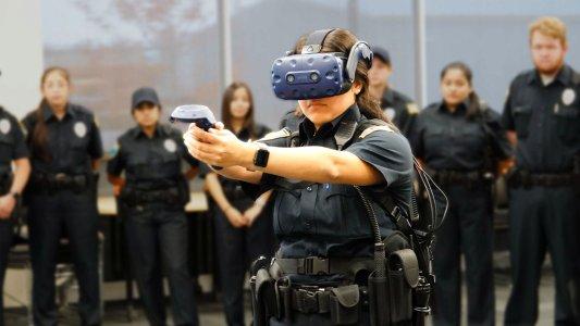 police training vr