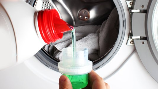 recycled carbon laundry detergent