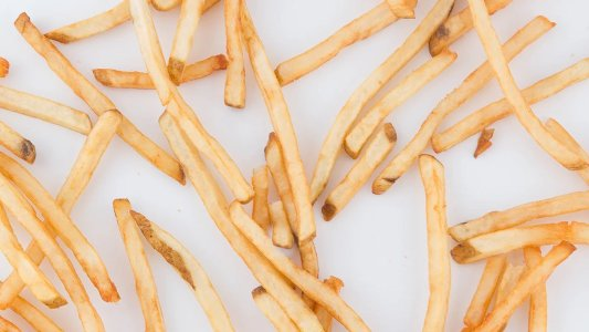 shelf-stable french fries
