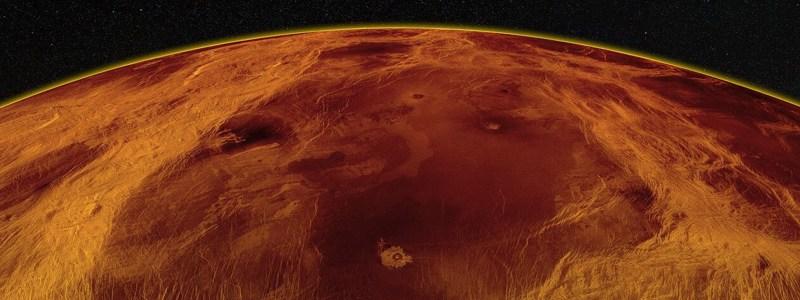 tectonic activity on Venus