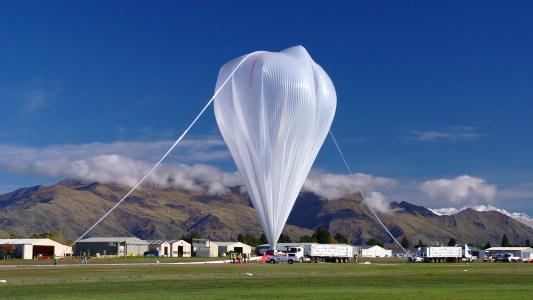 balloon-borne telescope