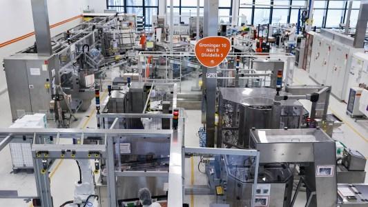 gsk digital twin pharmaceutical factory