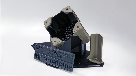 3d-printed nuclear reactor parts