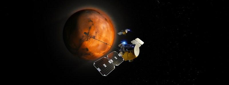 mars satellites