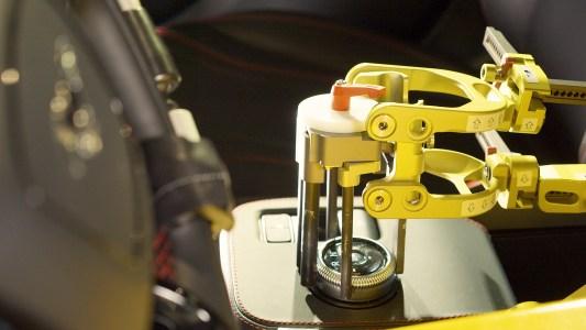 robot test drivers