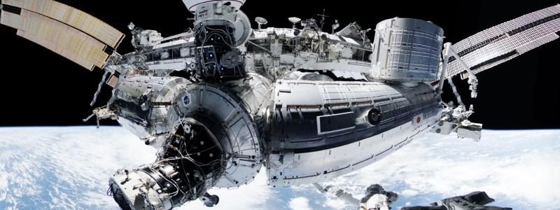 VR spacewalk