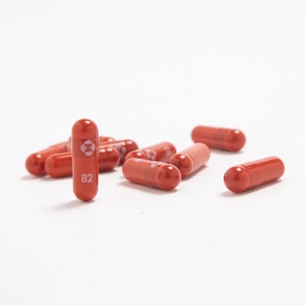 antiviral pill