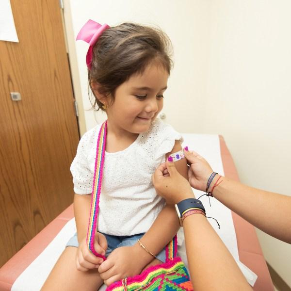 COVID-19 vaccine for kids