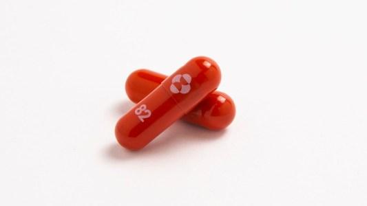 Pill to treat covid-19