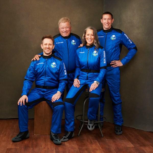 Shatner Blue Origin